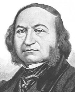 Адольф-Мари Гюблер (1821-1879)