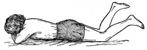 Мингаццини-Барре нижний симптом
