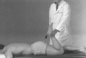 Мацкевича - Штрюмпелля симптом