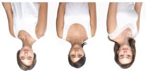Тэтчер иллюзия (эффект)_реклама Dove_перевёрнутая тэтчеризированная фотография