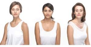 Тэтчер иллюзия (эффект)_реклама Dove_неперевёрнутая тэтчеризированная фотография