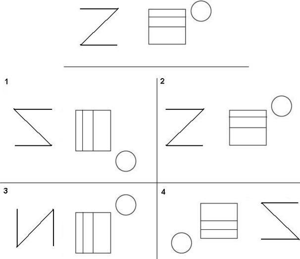 benton visual retention test_Administration type M